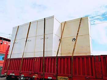 Le premier lot d'appareillage MT est prêt pour le marché coréen